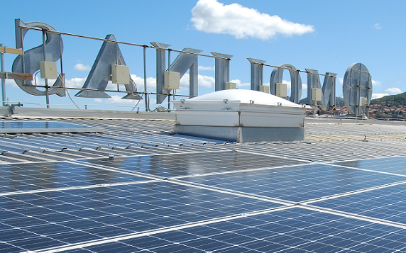 Photovoltaic: Molinas cork factory doubles -up!